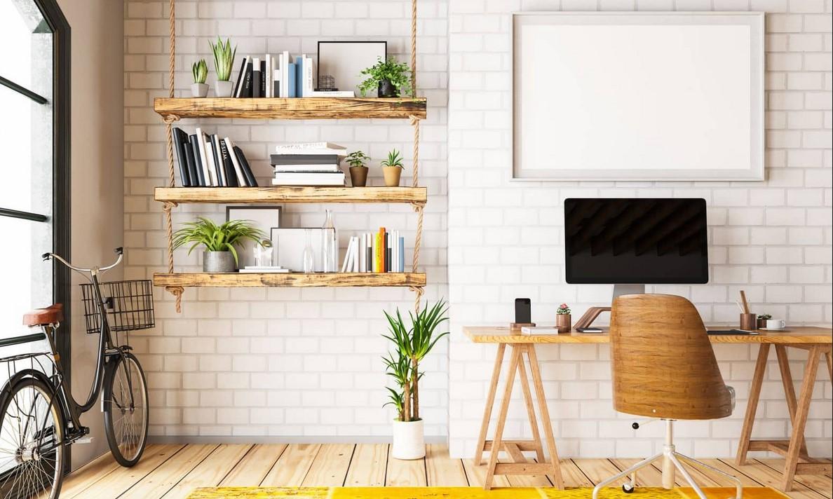 Κάντε Άνετο το Γραφείο στο Σπίτι σας